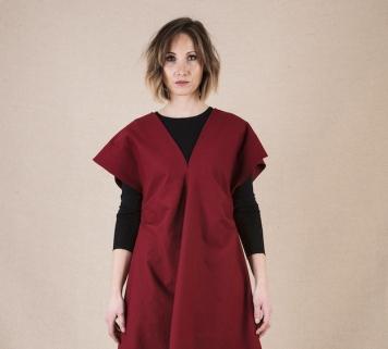 sabinearmand-createur-vetements-montpellier-robe-hanami-coton-1 copie